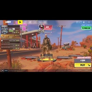 Other - Fortnite account skull trooper 35+ skins